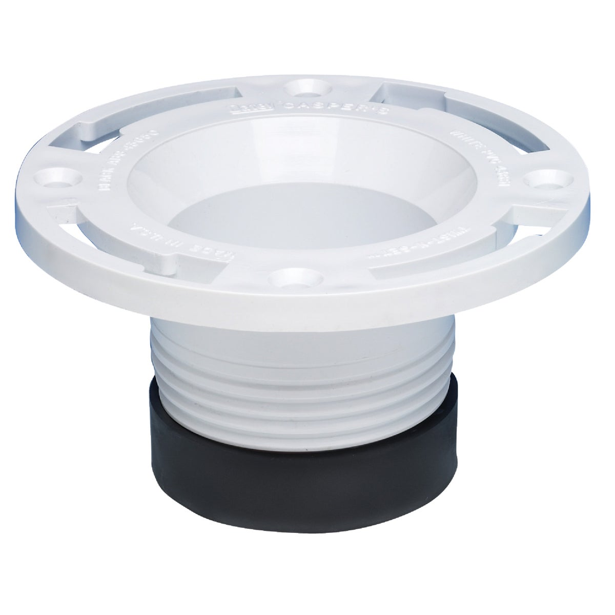 TWIST/SET CLOSET FLANGE - 43651 by Oatey Scs