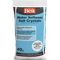 North American Salt 40LB X-CRS SOFTENER SALT 34910