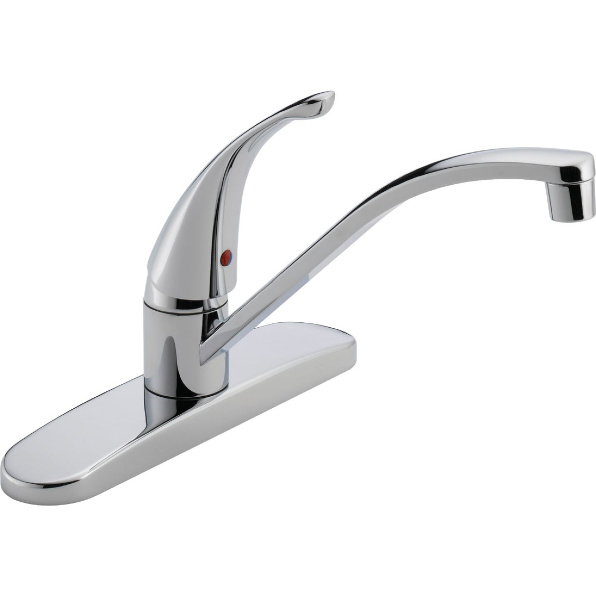 1H CHROME KITCHEN FAUCET - P188200LF by Delta Faucet Co