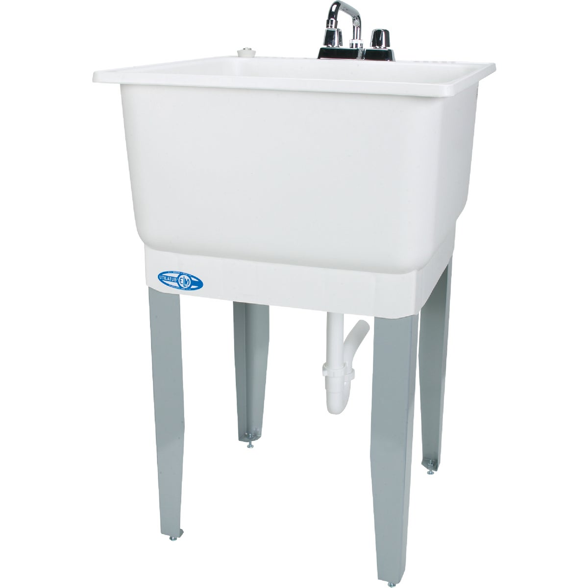 COMBO LAUNDRY TUB - 14CP by E L Mustee