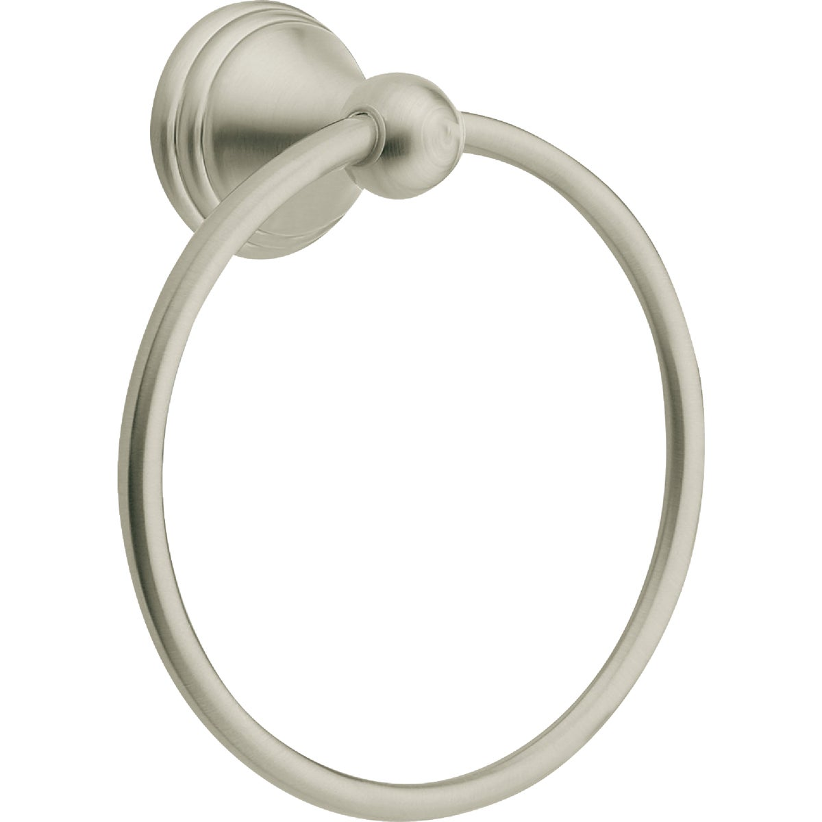 BN PRESTON TOWEL RING - DN8486BN by C S I Donner