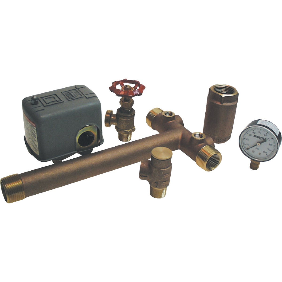 SUB WELL PUMP FITTINGS - 023281 by Star Water Systems