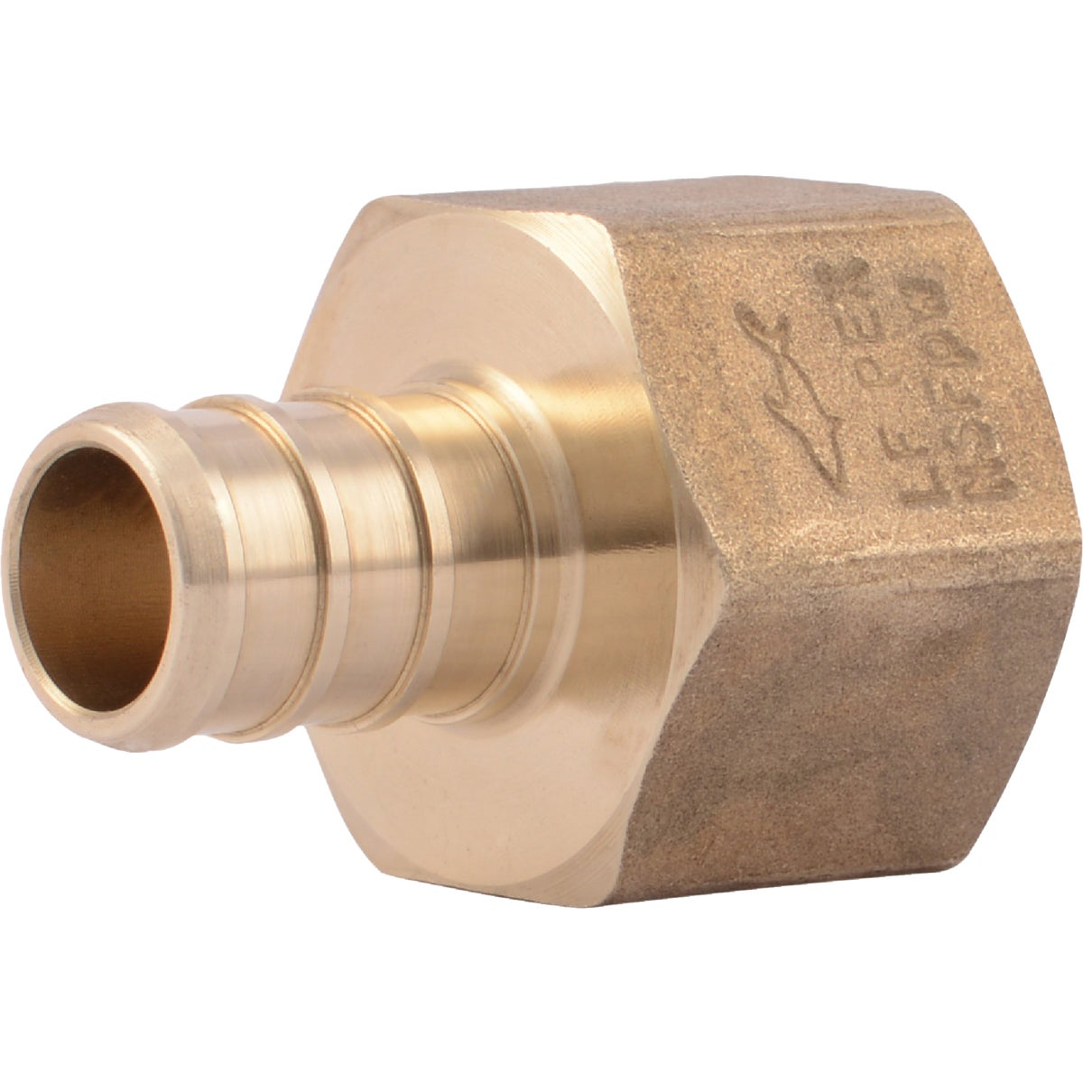 1/2 X 1/2 FEMALE ADAPTER - LFWP13B-0808PB by Watts Pex