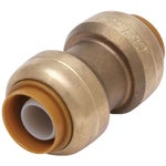 Sharkbite Brass Coupling (Push Fit)