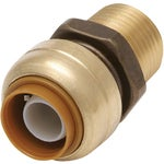 Sharkbite Brass Male Adapter (Push x Male Pipe)