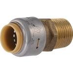 Sharkbite Brass Male Adapter (Push x Male Pipe)