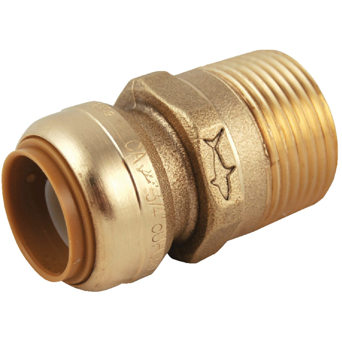 1X3/4 MIP PUSH ADAPTER - U142LFA by Cash Acme