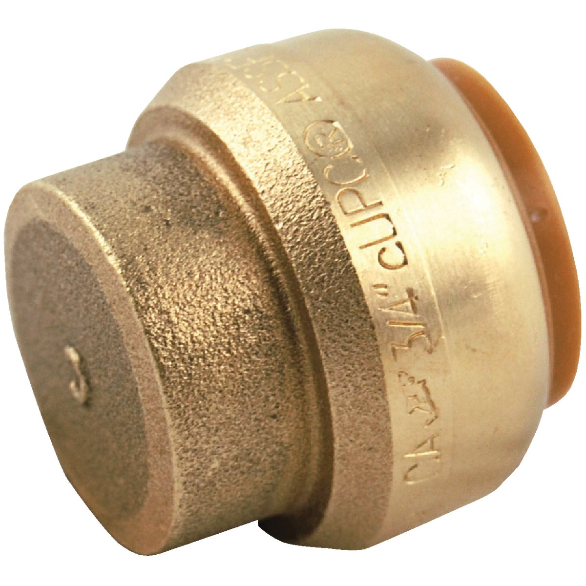 "1/2"" PUSH CAP - U514LFA by Cash Acme"