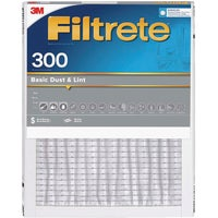 3M Filtrete Dust Reduction Furnace Filter, 300DC-H-6