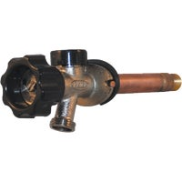 Prier 1/2 In. SWT X 1/2 In. IPS Anti-Siphon Frost Free Wall Hydrant, 478-14
