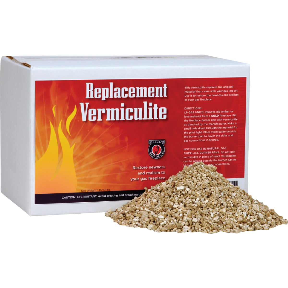 LB VERMICULITE - 590 by Meeco Mfg