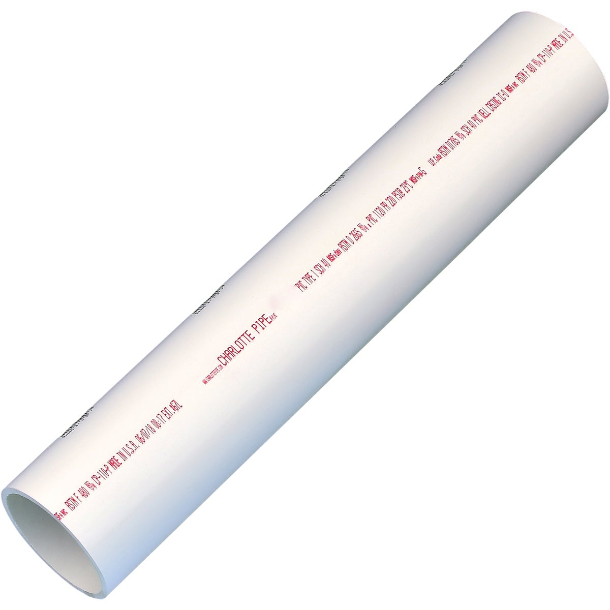 1-1/4X2' SCH 40 PVC PIPE - 3101172 by Genova Inc