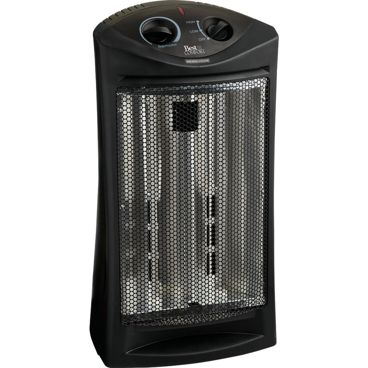 Best Comfort 1500-Watt 120-Volt Tower Quartz Heater