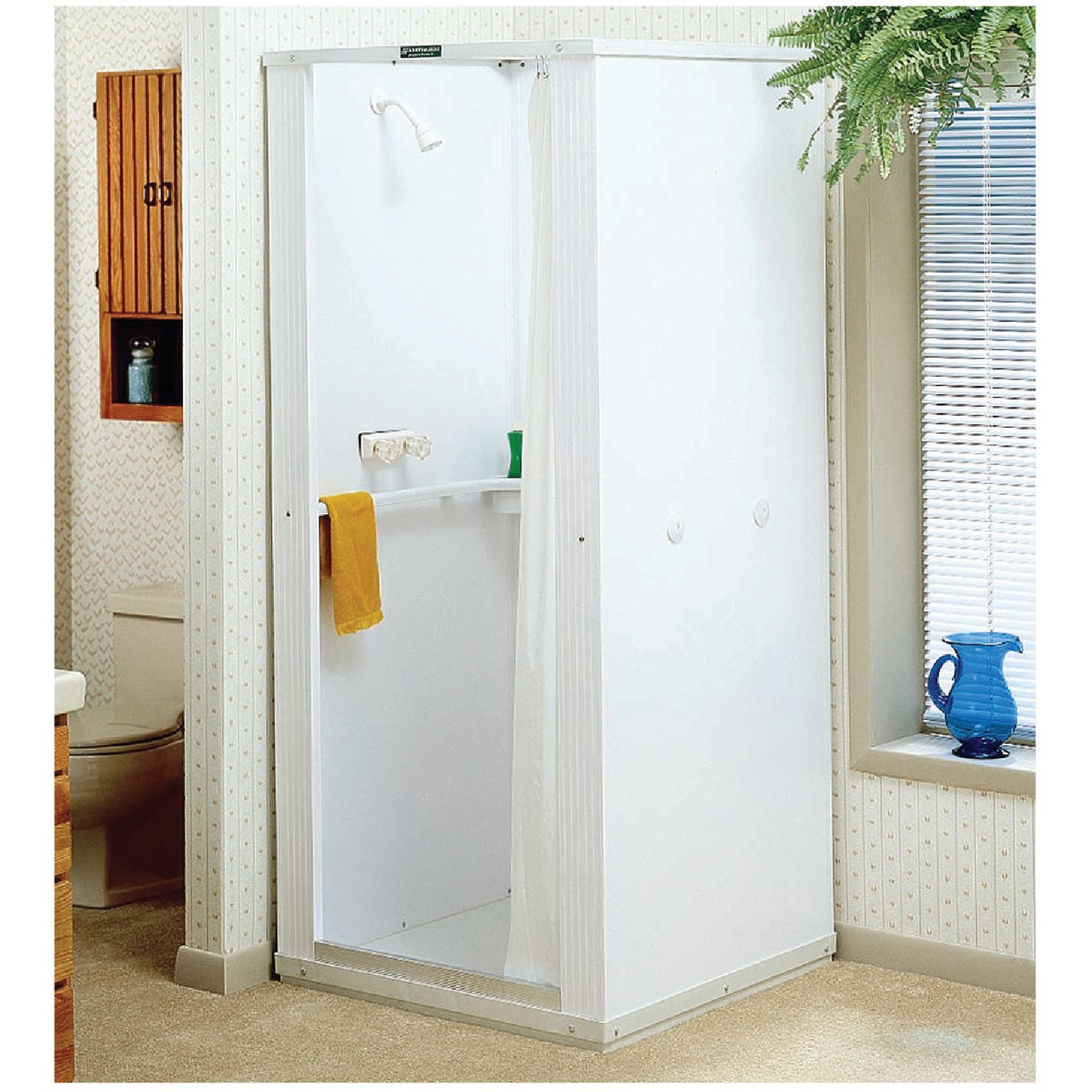"32"" STD BAS SHOWER STALL - 80 by E L Mustee"
