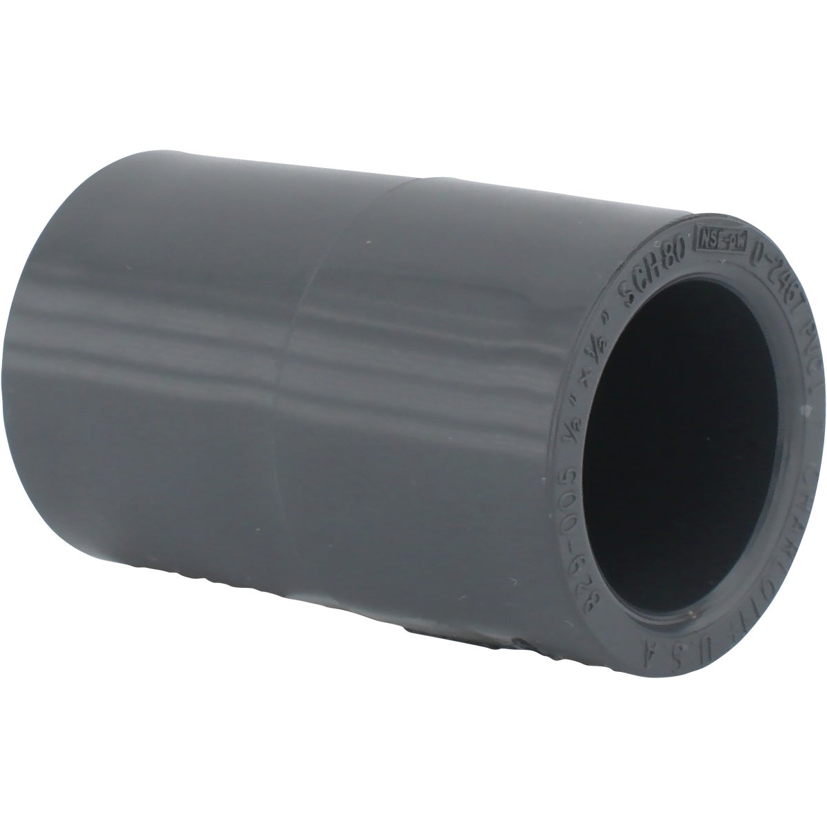 "1/2"" SCH80 PVC COUPLING - 301058 by Genova Inc"