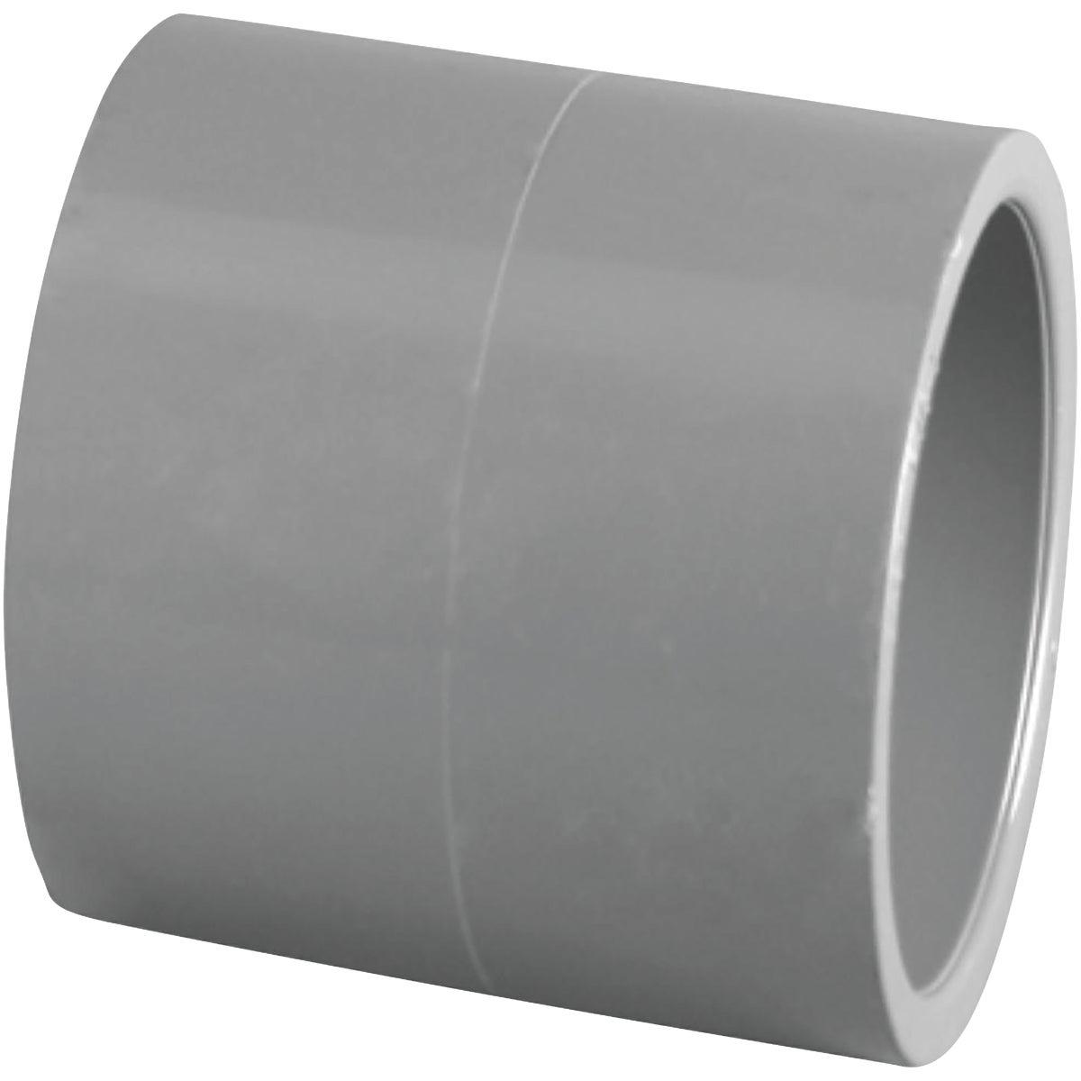 1-1/4 SCH80 PVC COUPLING