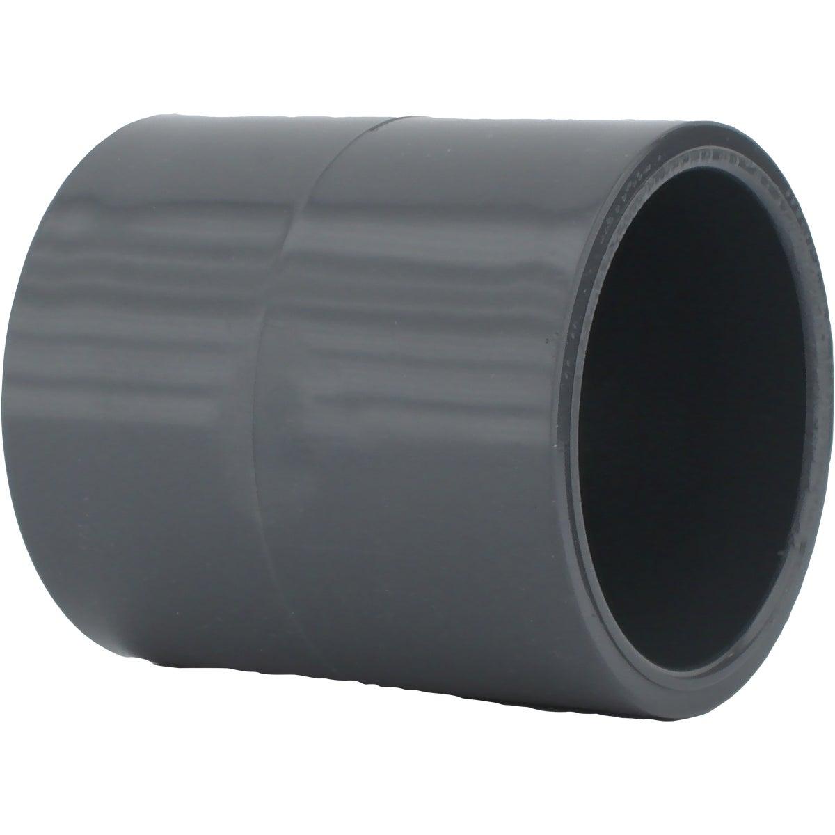 """2"""" SCH80 PVC COUPLING - 301208 by Genova Inc"""