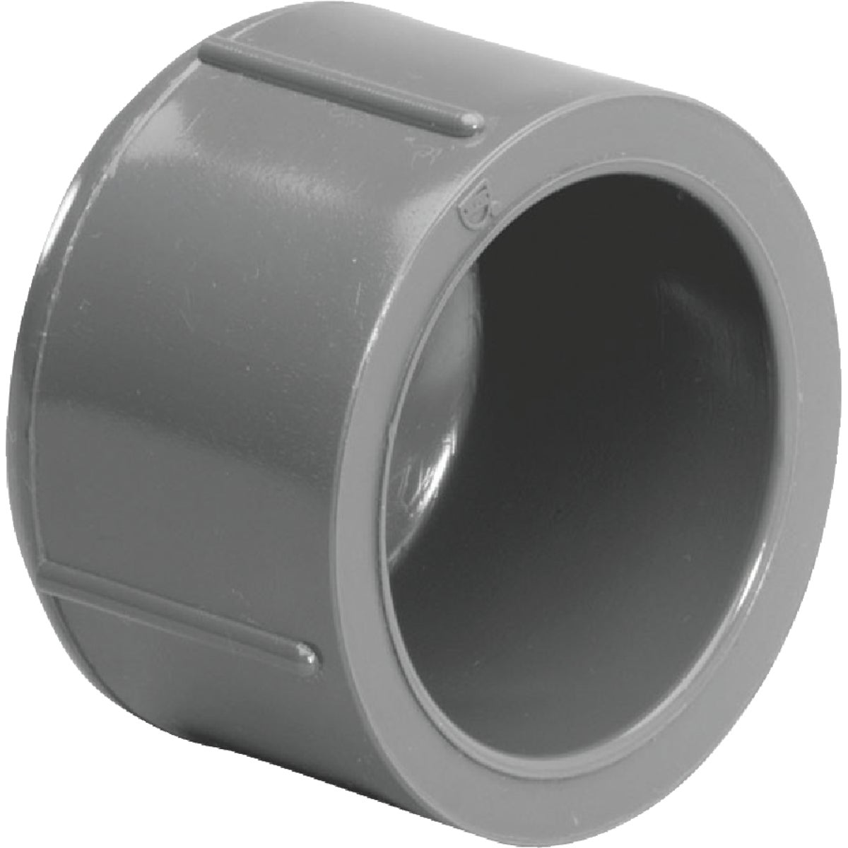 "1-1/4"" SCH80 PVC CAP"