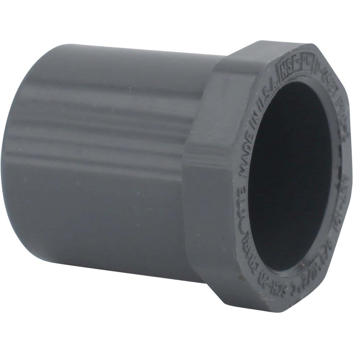 3/4X1/2 SPXS PVC BUSHING