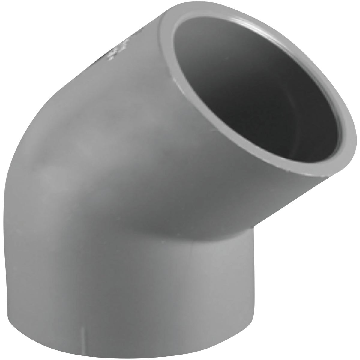 "3/4"" 45D SCH80 PVC ELBOW - 306078 by Genova Inc"