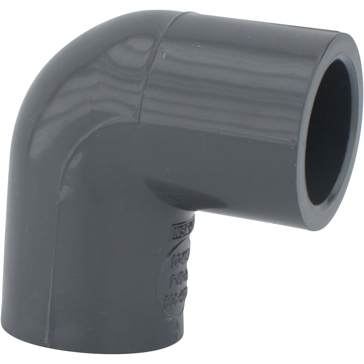 "1/2"" 90D SCH80 PVC ELBOW - 307058 by Genova Inc"
