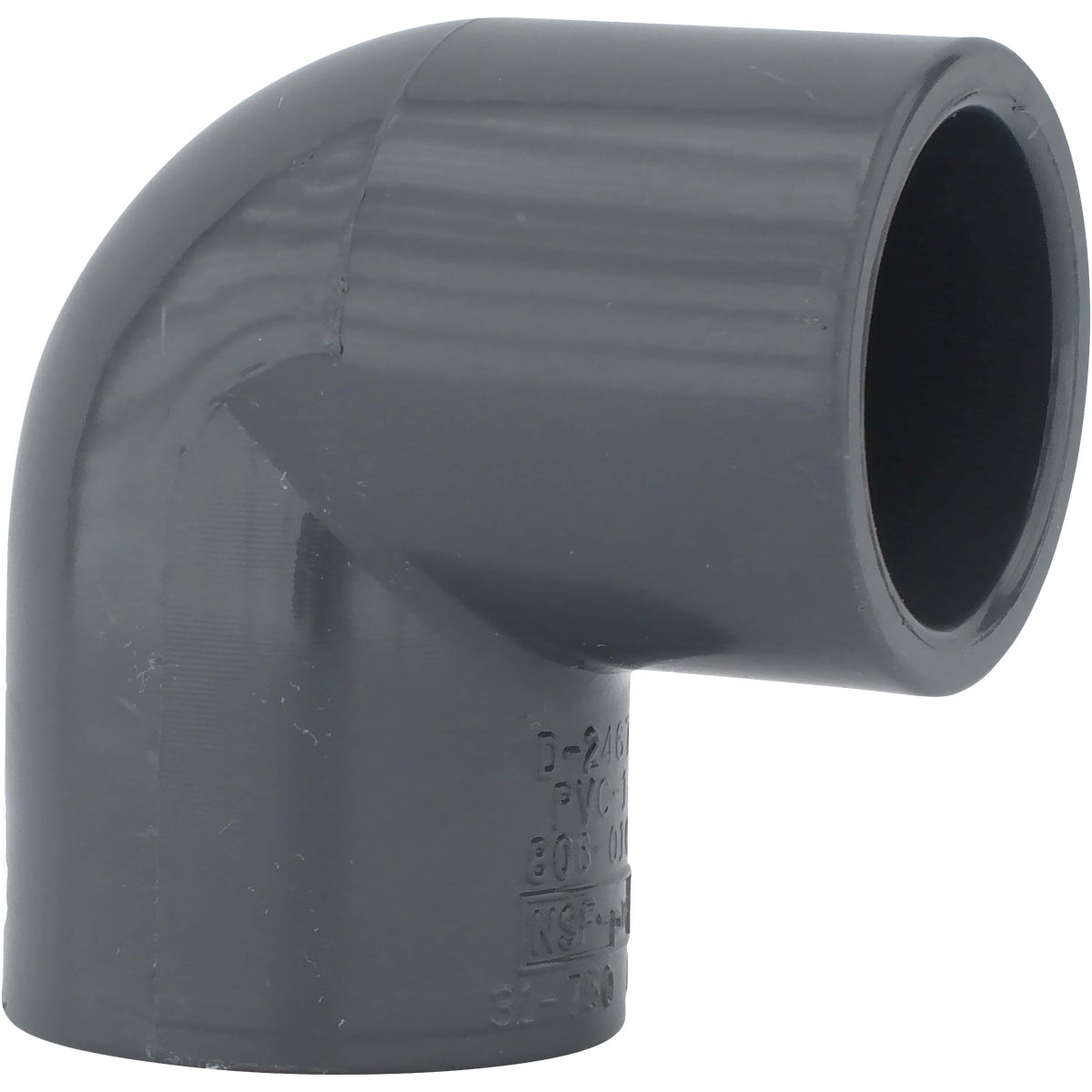 "1"" 90D SCH80 PVC ELBOW - 307108 by Genova Inc"