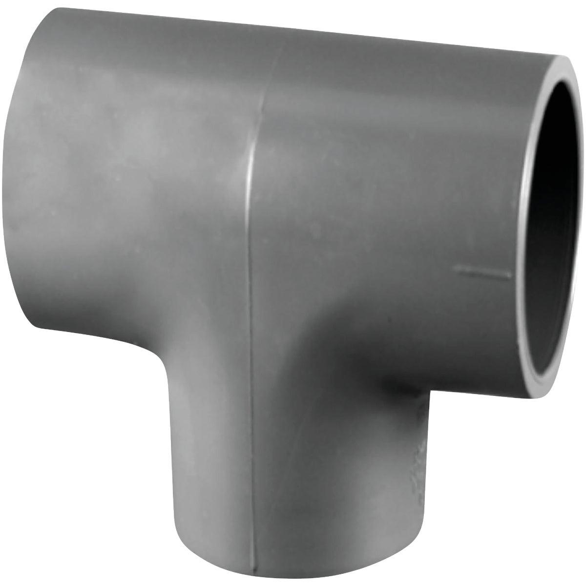 """1-1/2"""" SCH80 PVC TEE"""