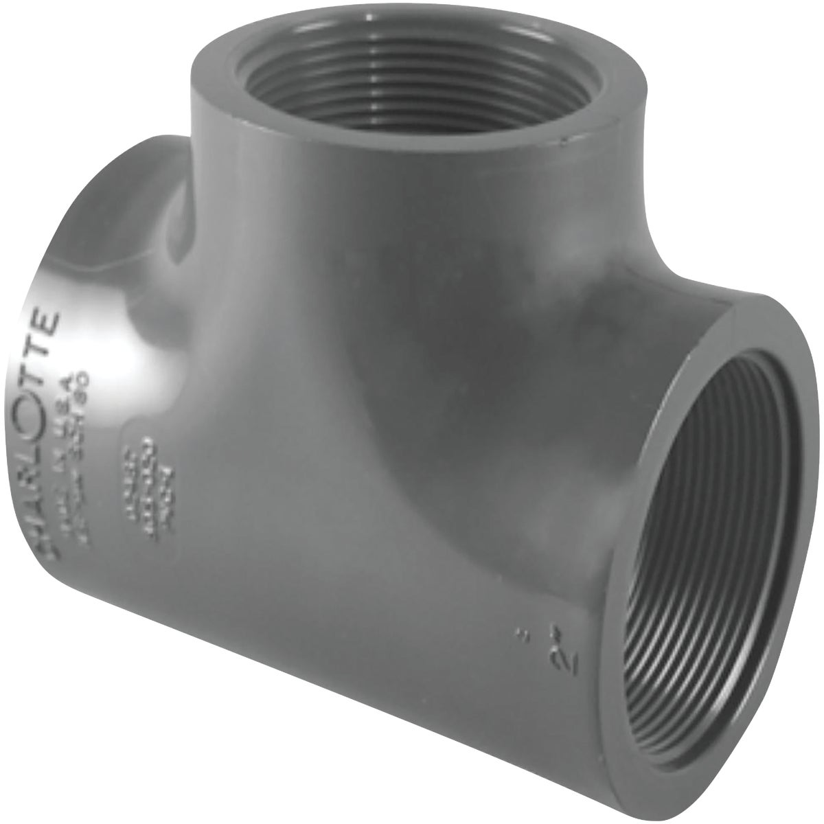 "1"" SCH80 PVC FXFXF TEE"