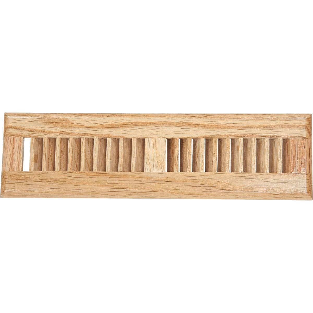 Home Impressions Contemporary Oak Floor Register, WF0212L0