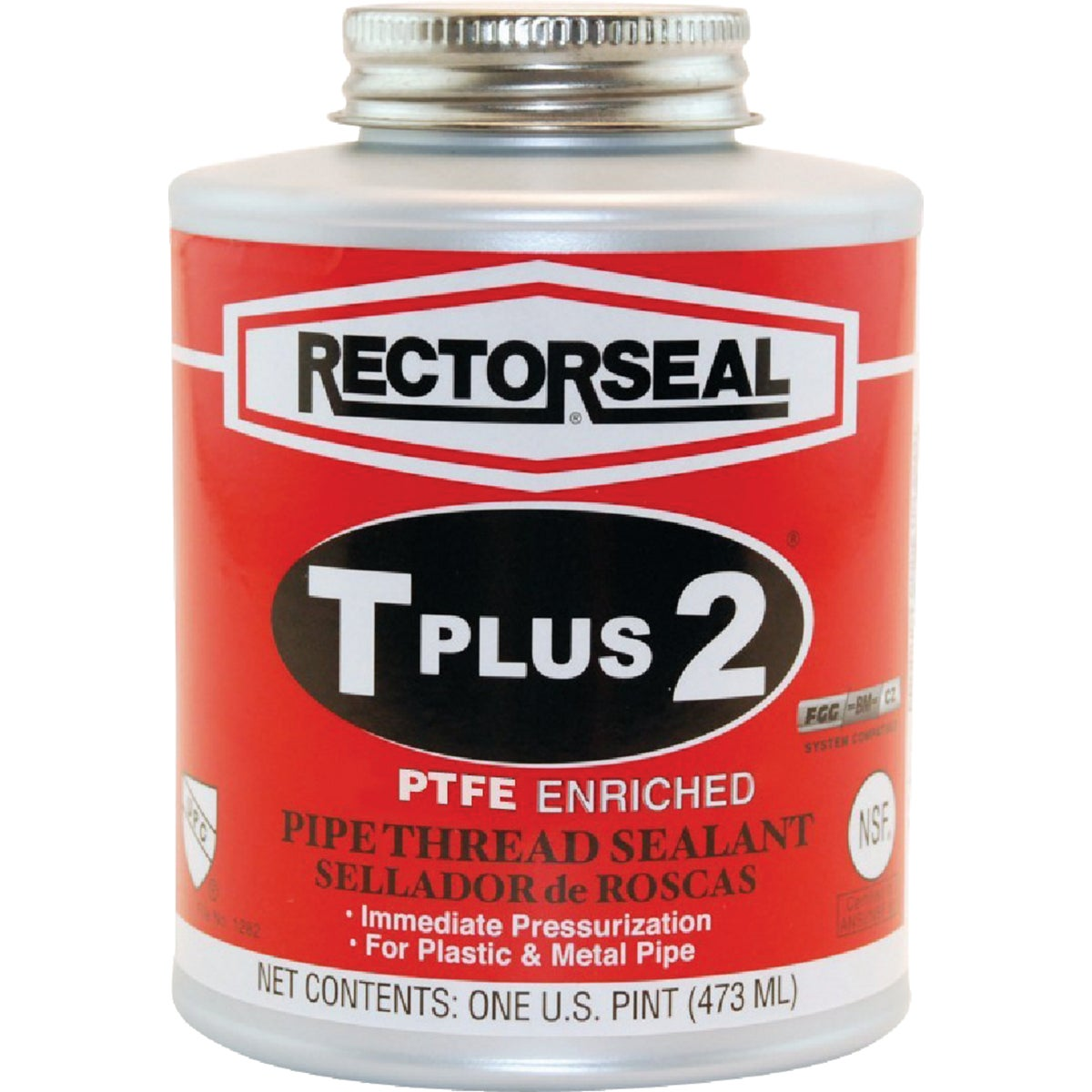 PINT PIPE THREAD SEALANT - 23431 by Rectorseal Corp