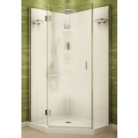 Maax USA Inc FRAMELESS NEO SHOWER 105545-129