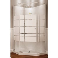 Maax USA Inc FRAMELESS NEO SHOWER 105618-129