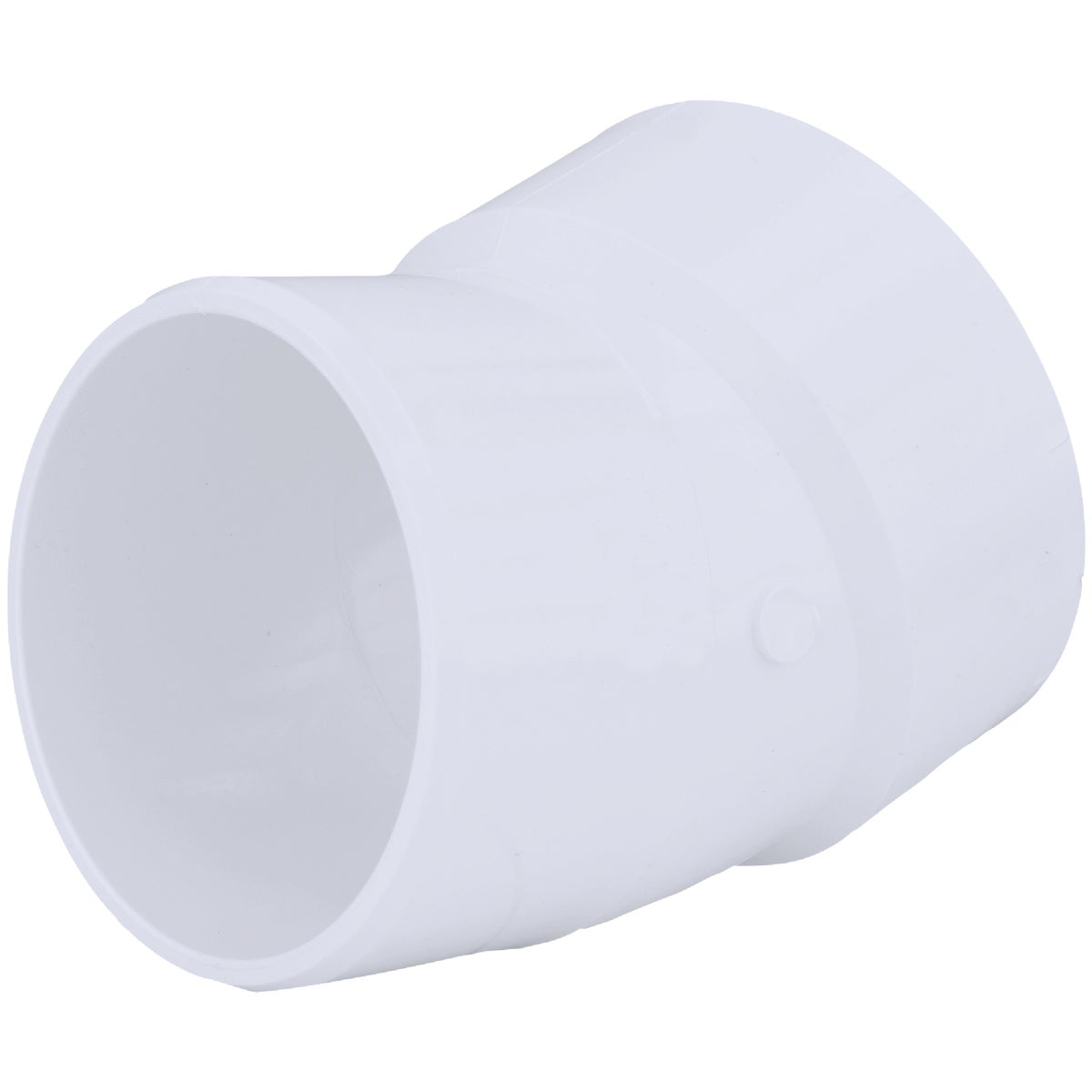 "4"" 22-1/2D STREET ELBOW - 75840 by Genova Inc  Pvc Dwv"