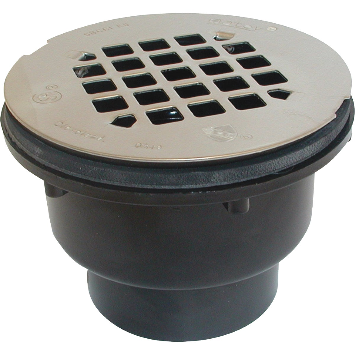 2-PART ABS SHOWER DRAIN - 42044 by Oatey Scs