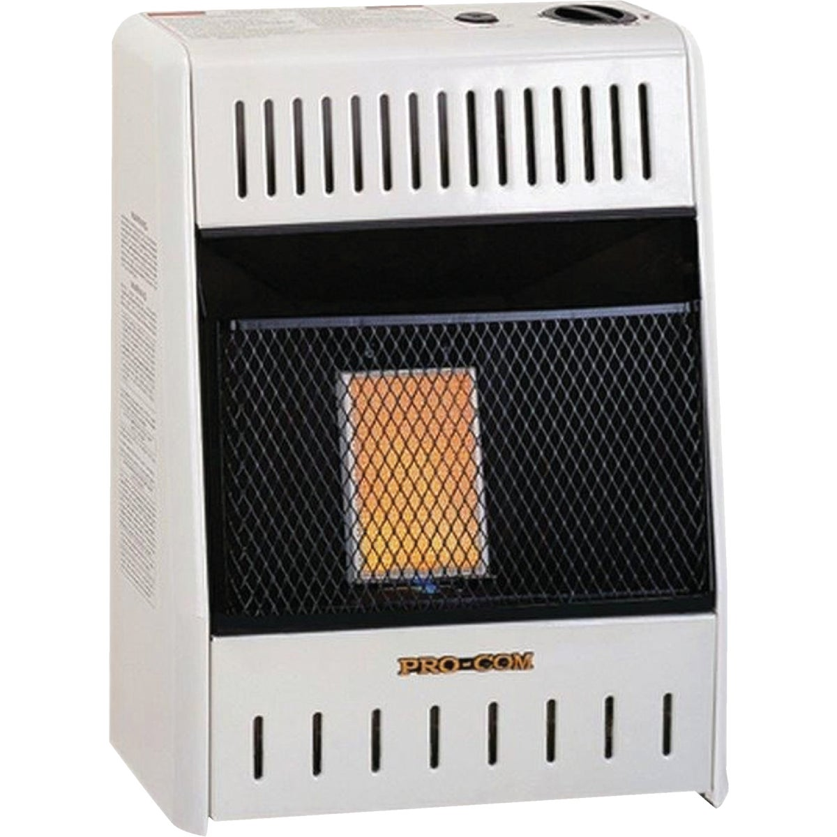 6K IR MAN NG GAS HEATER