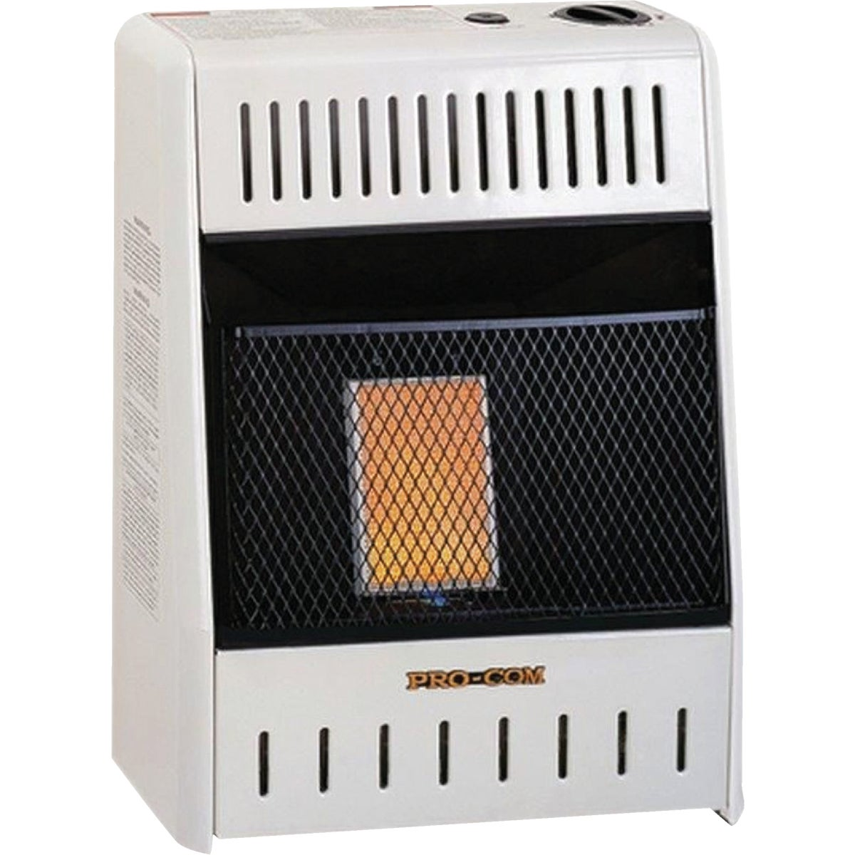 6K IR MAN LP GAS HEATER - KWP110 by World Marketing