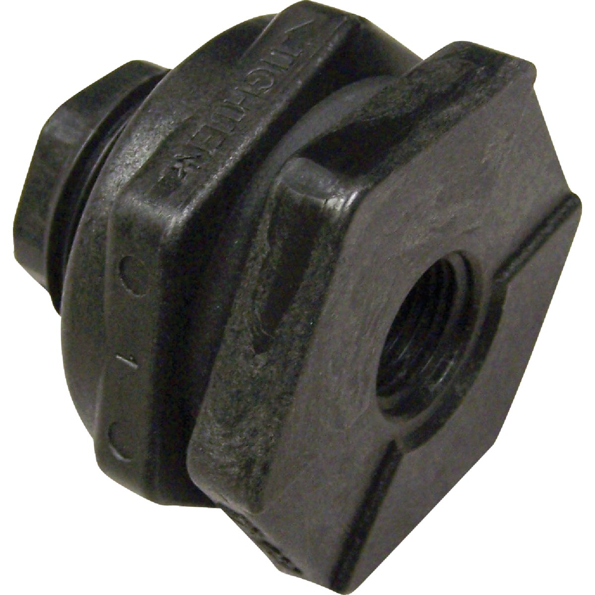 1/2 BULKHEAD ADAPTER - 38905 by Genova Inc