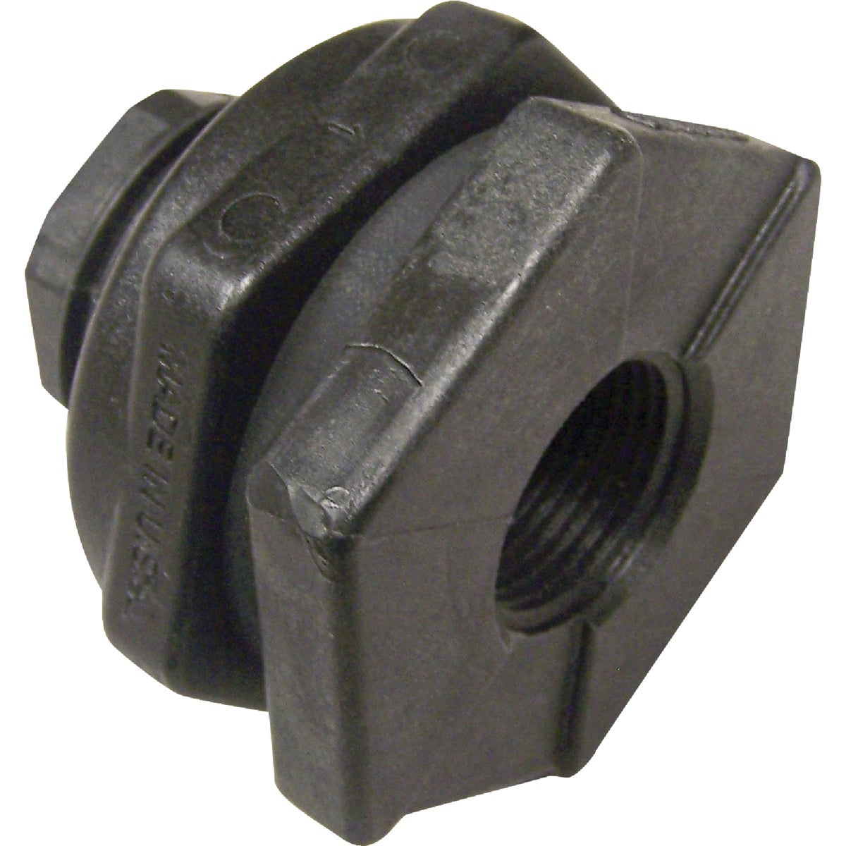 3/4 BULKHEAD ADAPTER - 38907 by Genova Inc