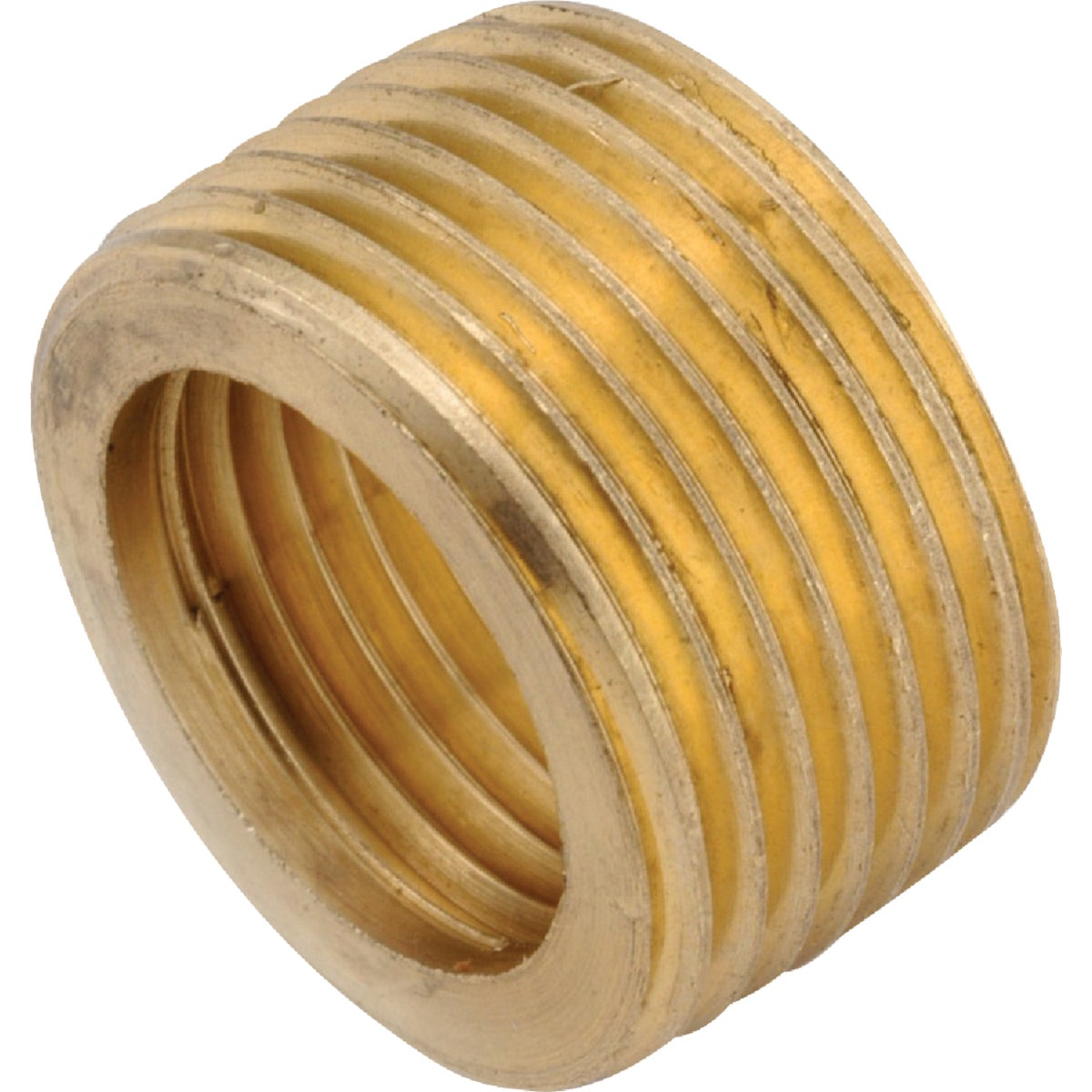1/2X3/8 BRASS BUSHING - 736140-0806 by Anderson Metals Corp