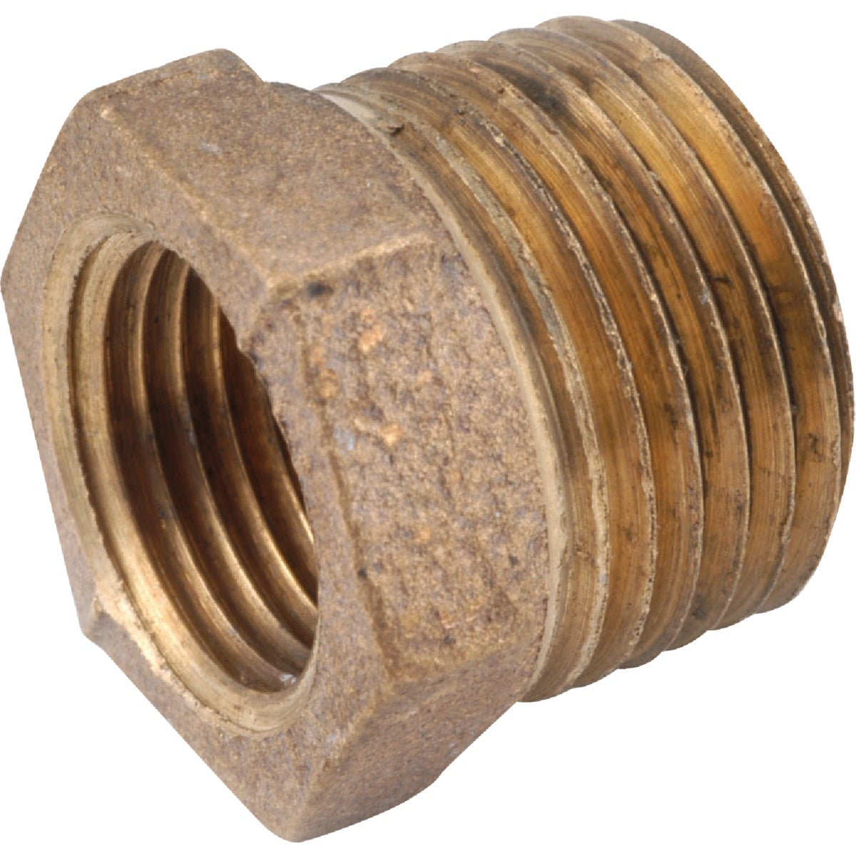 3/4X3/8 BRASS BUSHING - 738110-1206 by Anderson Metals Corp
