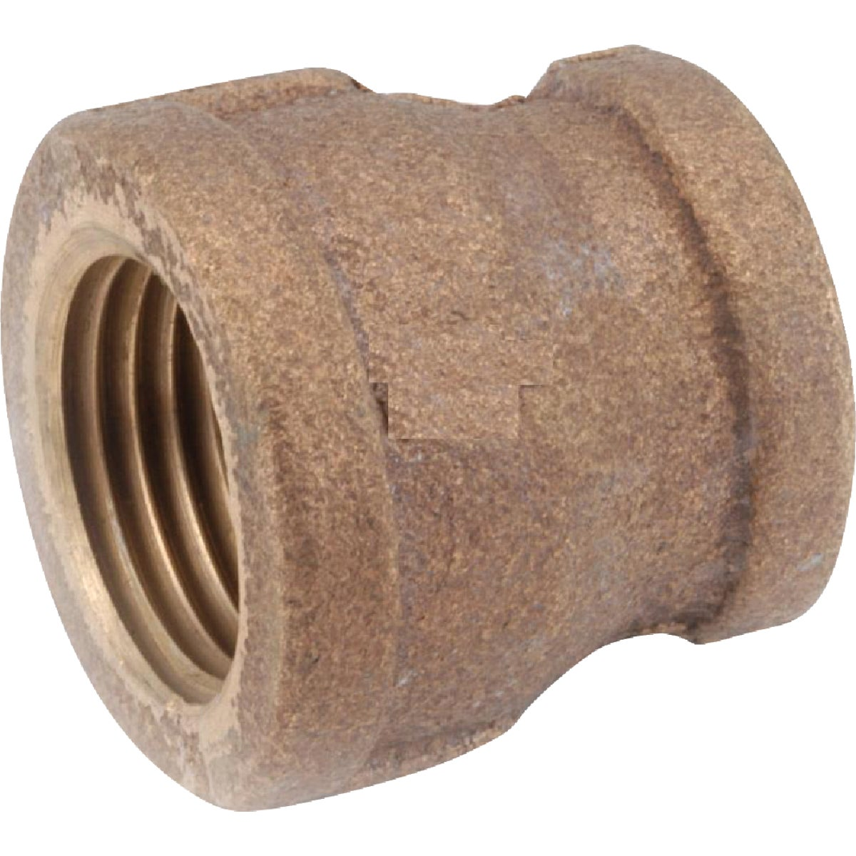 3/4X3/8 BRASS COUPLING - 738119-1206 by Anderson Metals Corp