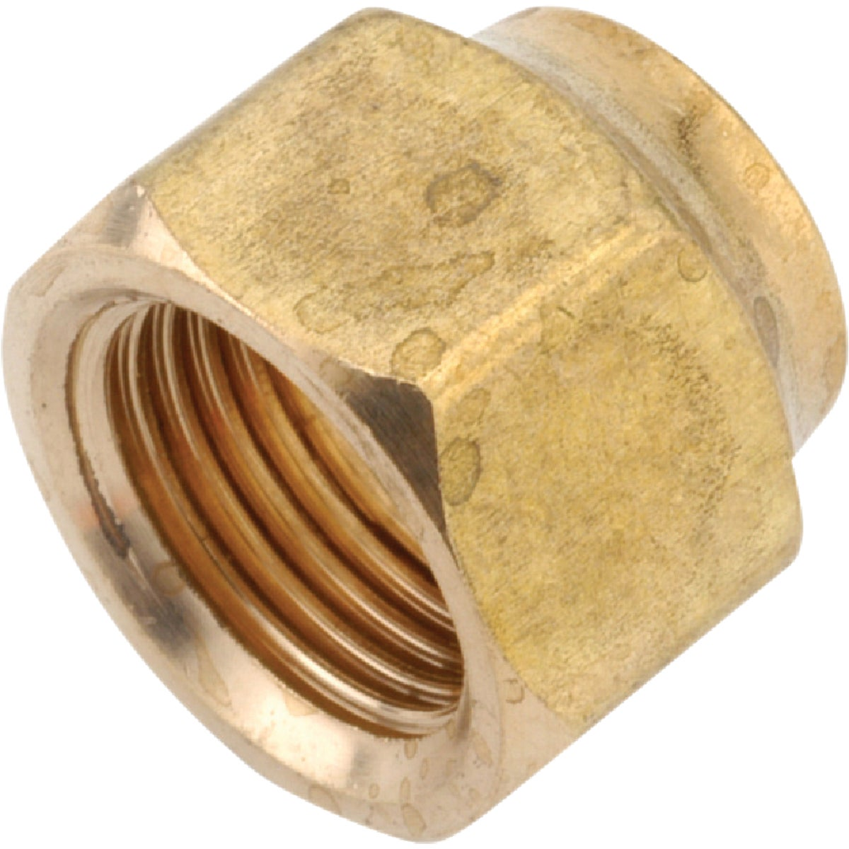 "1/4"" FLARE NUT - 754018-04 by Anderson Metals Corp"