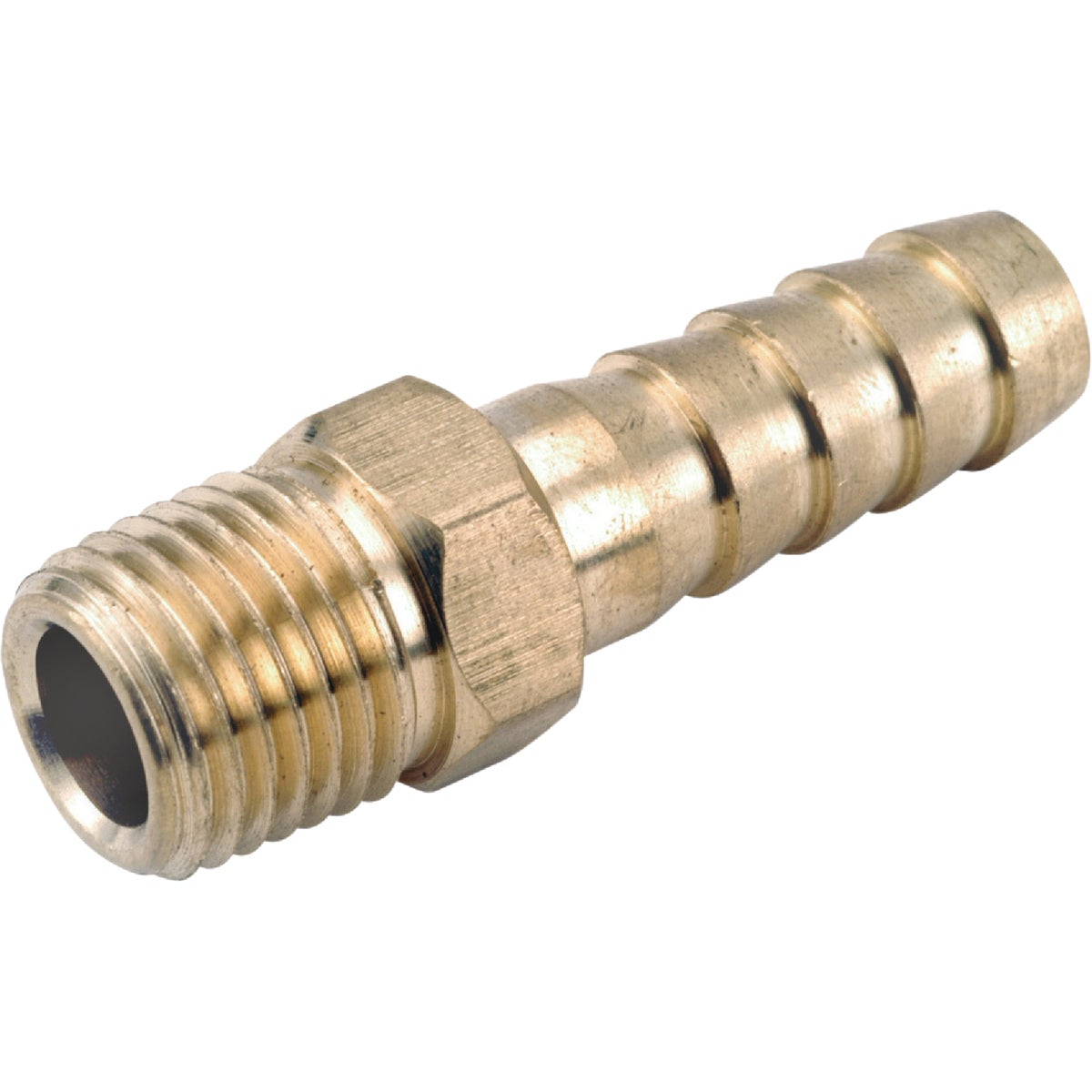 3/8IDX1/4MPT HOSE BARB - 757001-0604 by Anderson Metals Corp