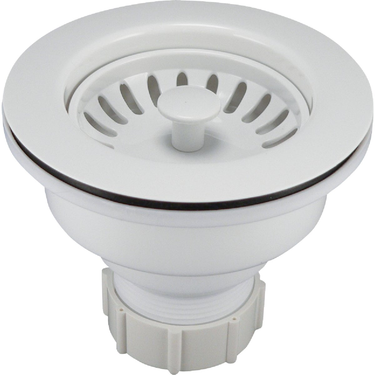 WHITE KITCHEN STRAINER - 466356 by Plumb Pak/keeney Mfg