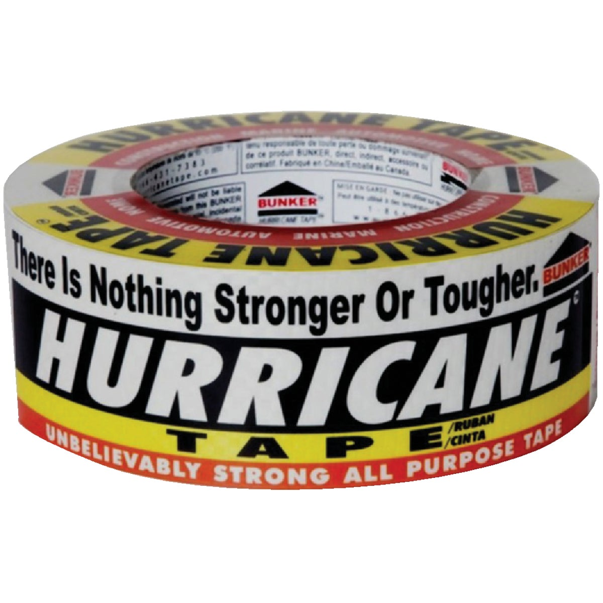 "2""X60YD HURRICANE TAPE - 00121 by Bunker Industries"