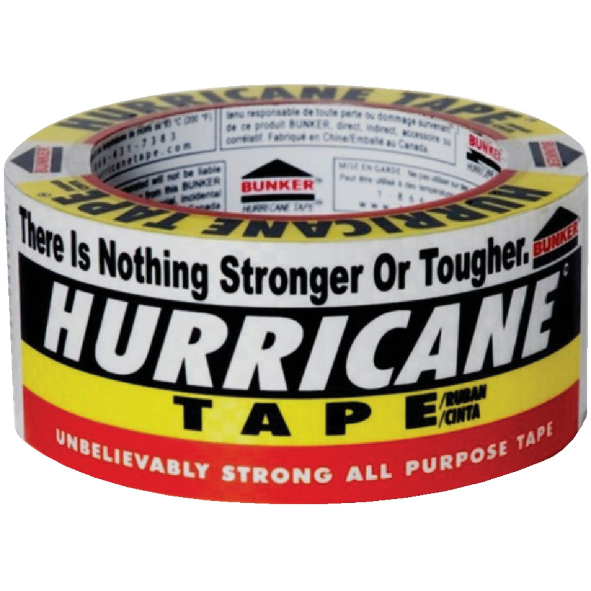 "2""X20YD HURRICANE TAPE - 00141 by Bunker Industries"