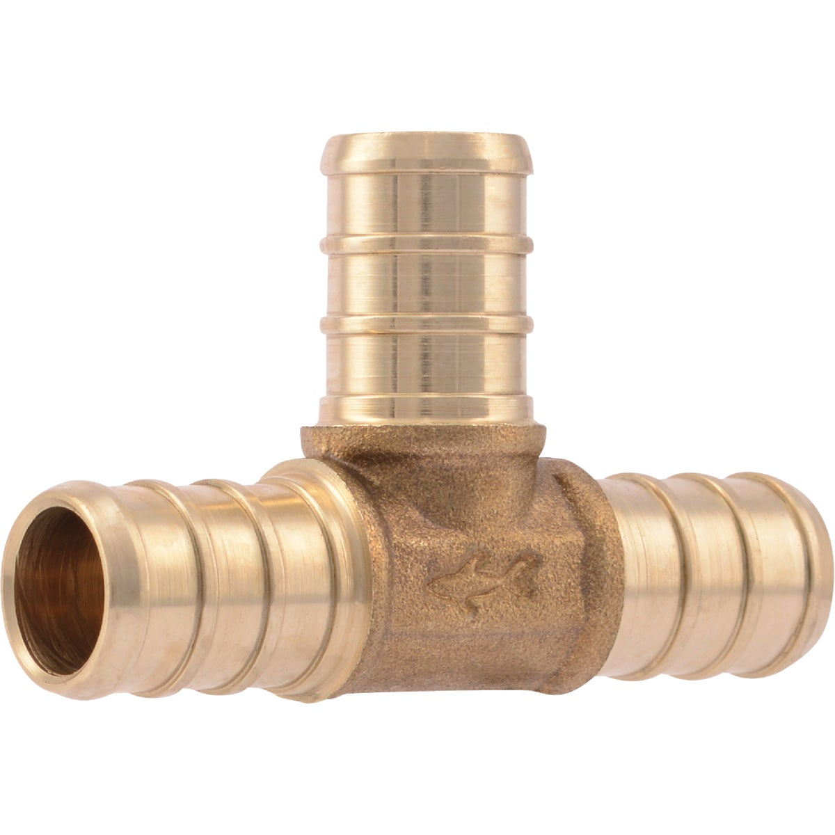 "10PK 1/2""CF BRASS TEE - LFWP-18B-08PB by Watts Pex"