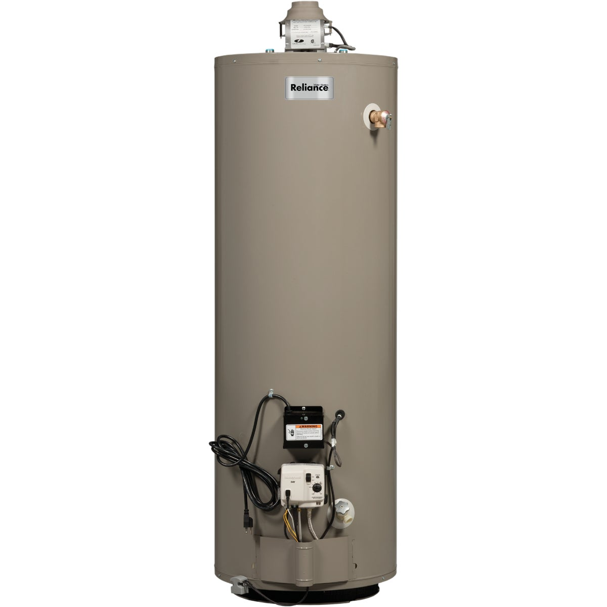 40GAL NG WATER HEATER - 6-40-GBFT by Reliance Added Sales