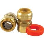 Sharkbite Brass Water Heater Installation Kit
