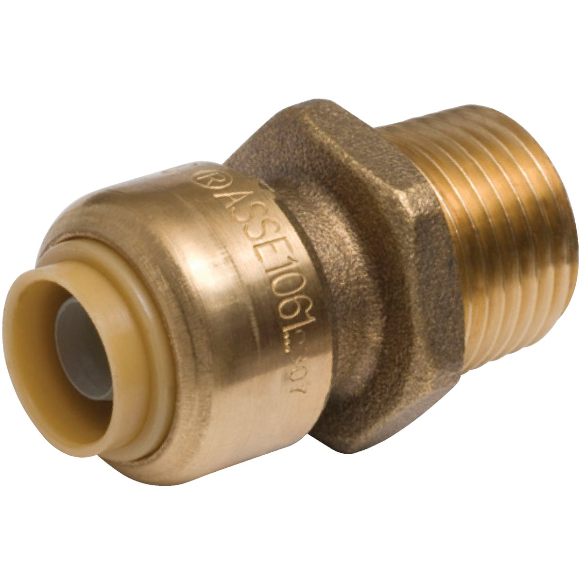 "3/8""X1/2""M ADAPTER - U118LFA by Cash Acme"